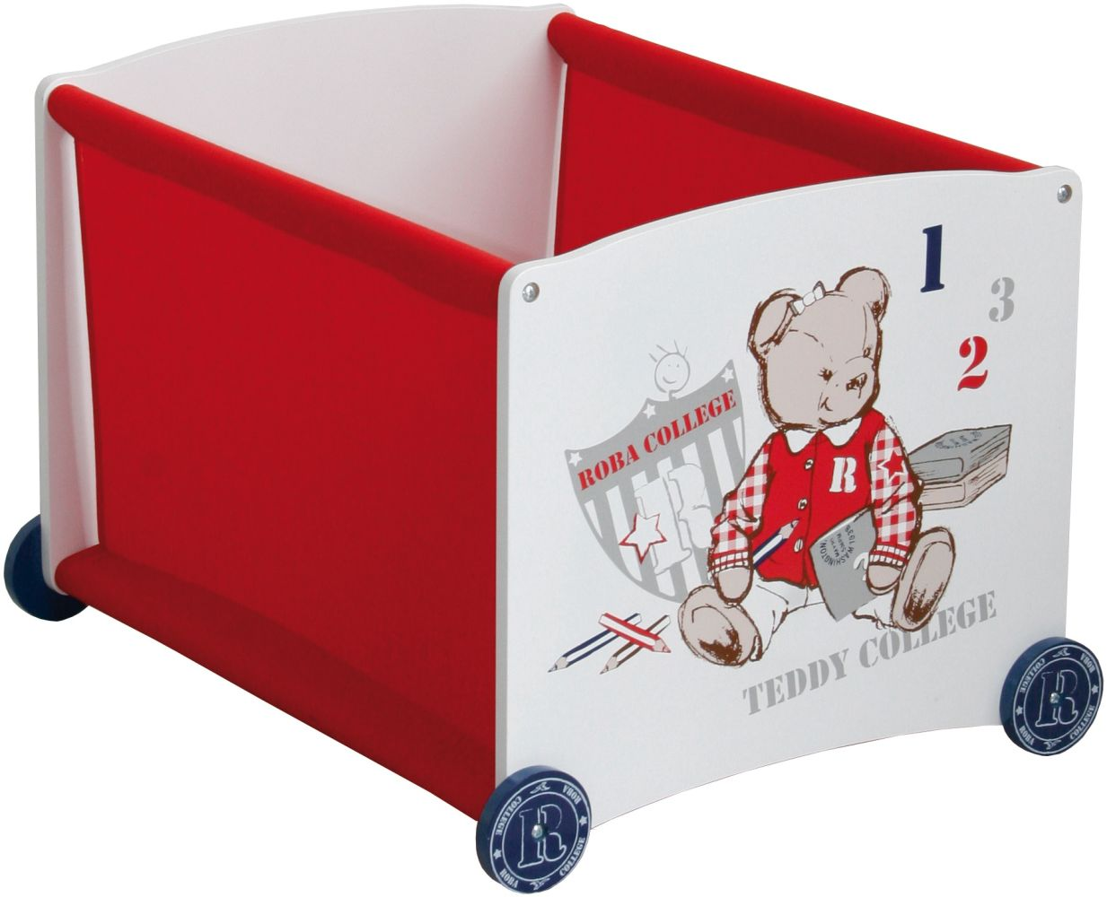 Roba 'Teddy College' Stapelbox Bild 1
