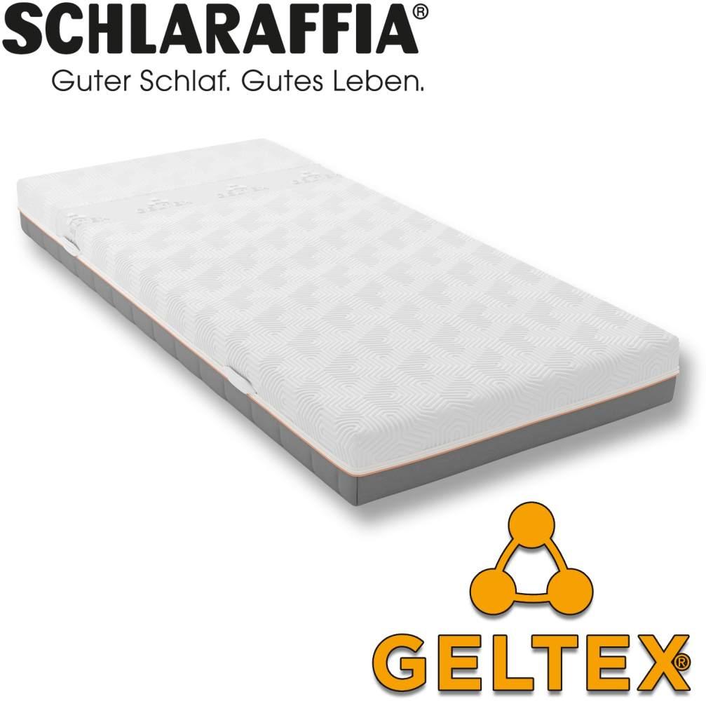Schlaraffia GELTEX Quantum Touch 180 Gelschaum-Matratze 200x190 cm (Sondergröße), H2   H2 Partnermatratze Bild 1