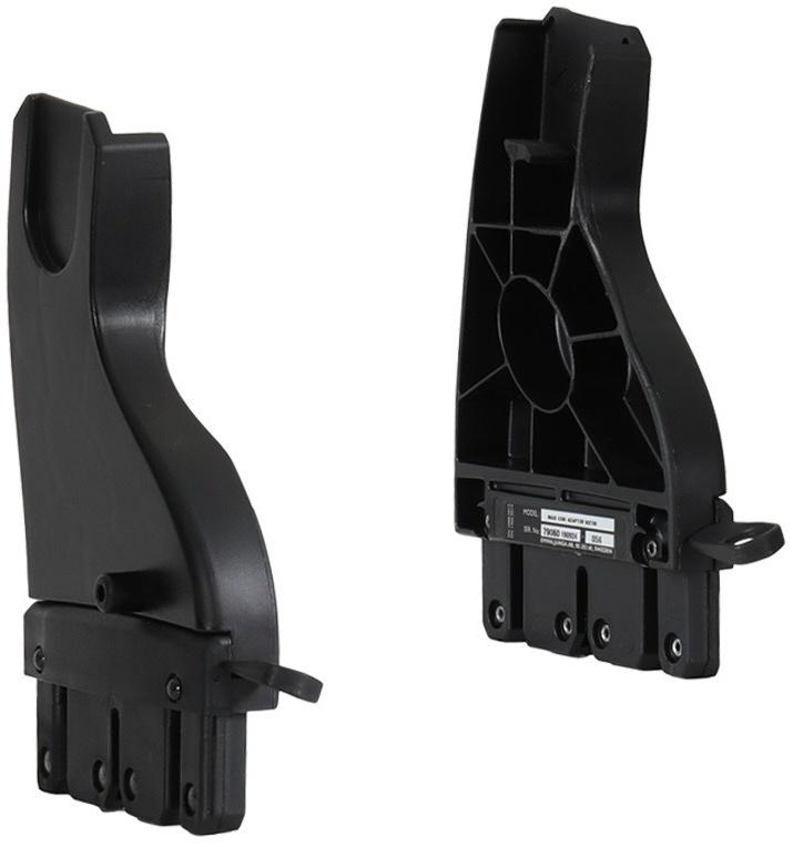 Emmaljunga 2022 NXT Adapter für MaxiCosi, BeSafe, Cybex Bild 1