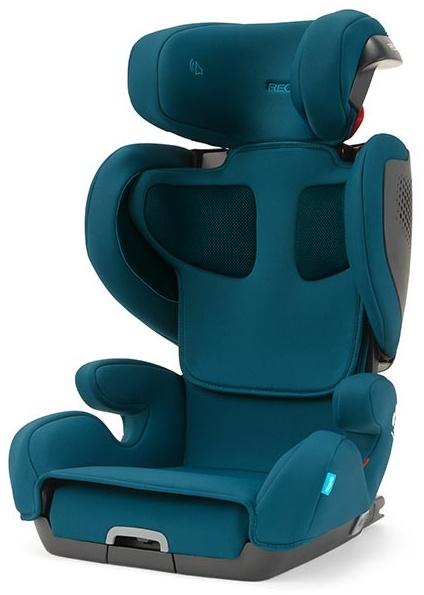Recaro 'Mako Elite 2' Autokindersitz 2021 Select Teal Green, 15 bis 36 kg (Gruppe 2/3) Bild 1