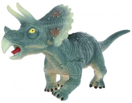 Besttoy - Soft Dinosaurier - Triceratops - ca. 55 cm Bild 1