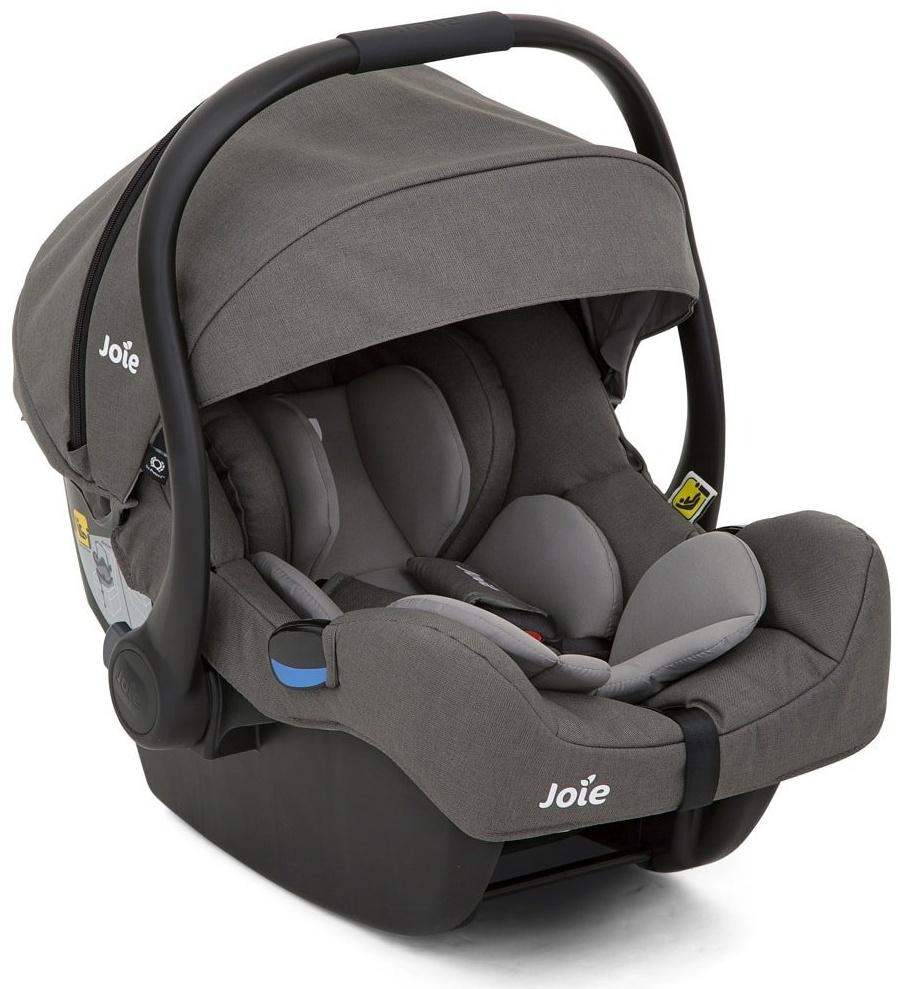 Joie I-Gemm I-size Babyschale Gruppe 0+,Grau(Foggy Grey) Bild 1
