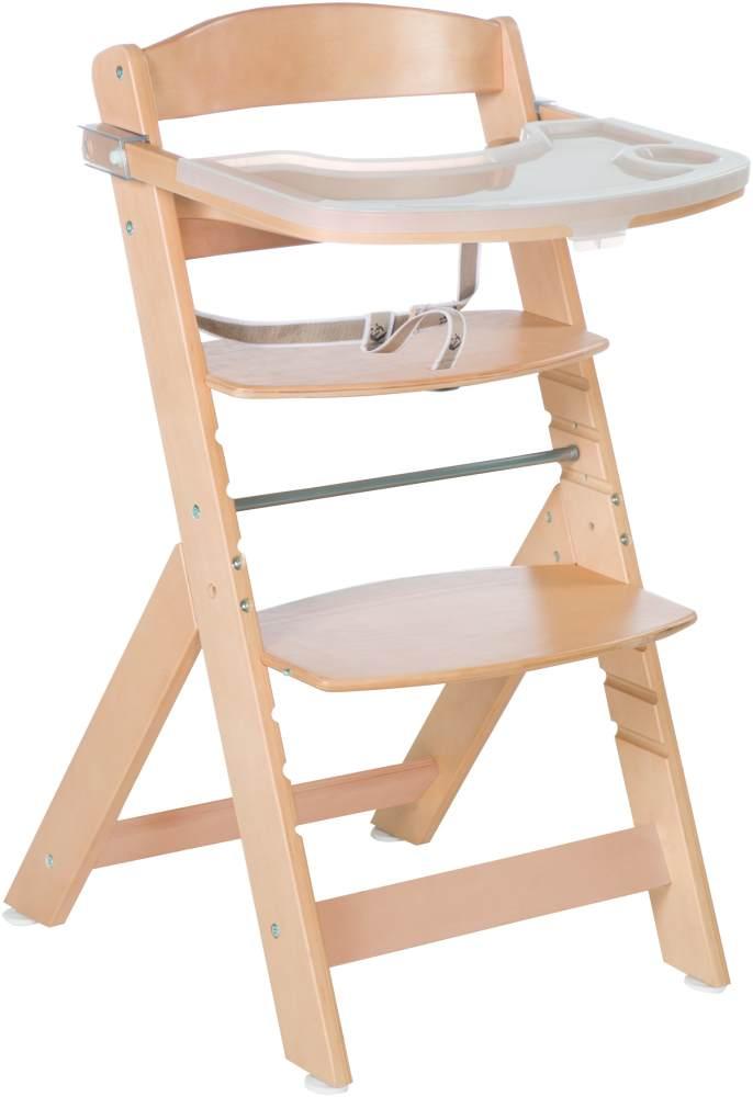 Roba 'Sit Up Super Maxi' Hochstuhl natur Bild 1