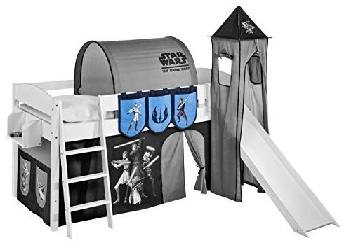 Lilokids 'Star Wars The Clone Wars' Hängetaschen - für Hochbett, Spielbett und Etagenbett Bild 1