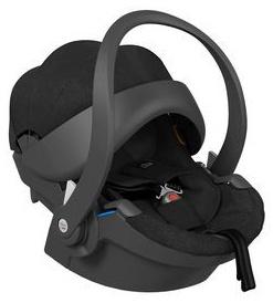 Mima iZi Go Modular X1 Babyschale Schwarz Bild 1