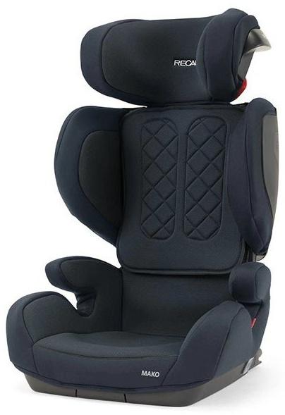 Recaro 'Mako' Kindersitz 2020 Performance Black i-Size 100 - 135cm Bild 1