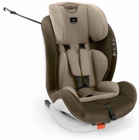CAM 'Calibro' Kindersitz Gruppe 9-36 kg Terracotta / Braun Bild 1