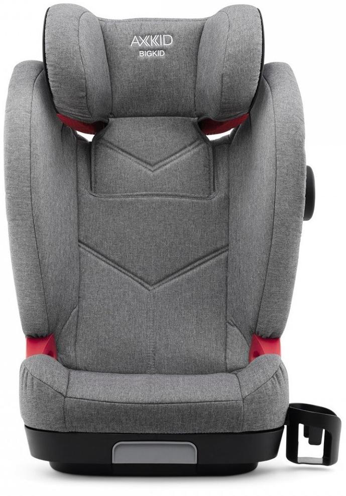 Axkid Autositz Bigkid Isofix 2 Farben grau Bild 1