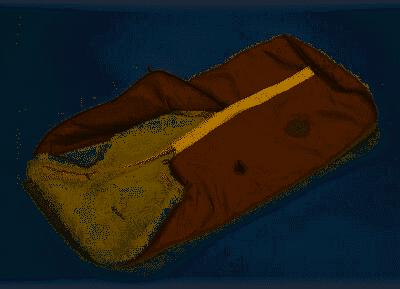 Naturkind Kombi Fußsack Braunbär, universell einsetzbar Bild 1