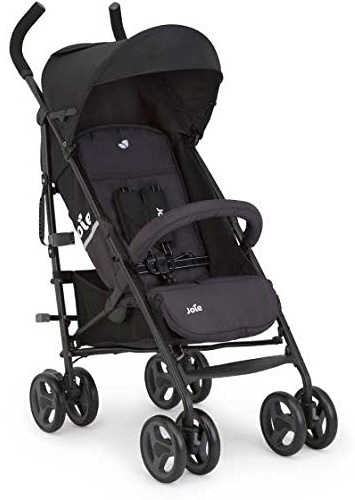Joie 'Nitro LX' Buggy 2020 Two Tone Black, inkl. Liegeposition Bild 1