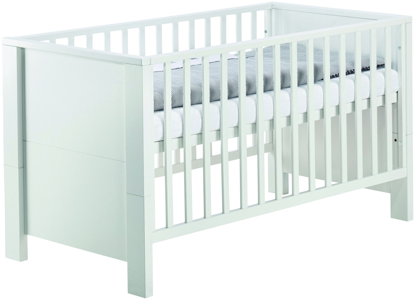 Schardt 'Milano' Kombi-Kinderbett weiß Bild 1