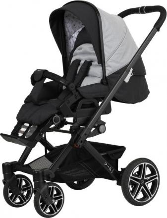 Hartan 'Vip GTS' Buggy New Born Teddy - Gestellfarbe Schwarz, 2021 Bild 1