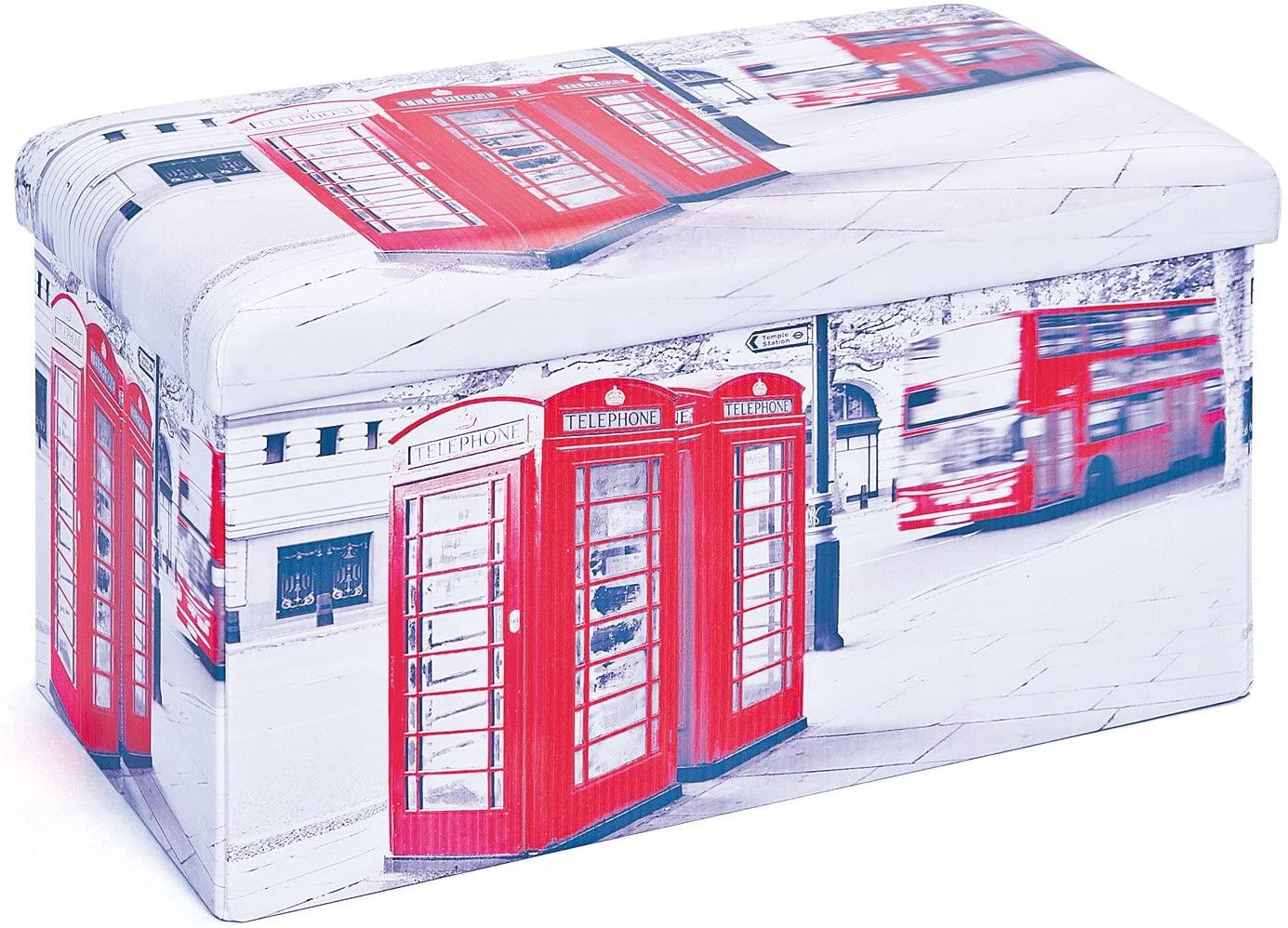 Interlink Spielzeugtruhe 'Setto London' Bild 1