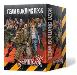 Cool Mini or Not GUG0057 - Zombicide Season 3 Teambau-Deck - Englisch Bild 1