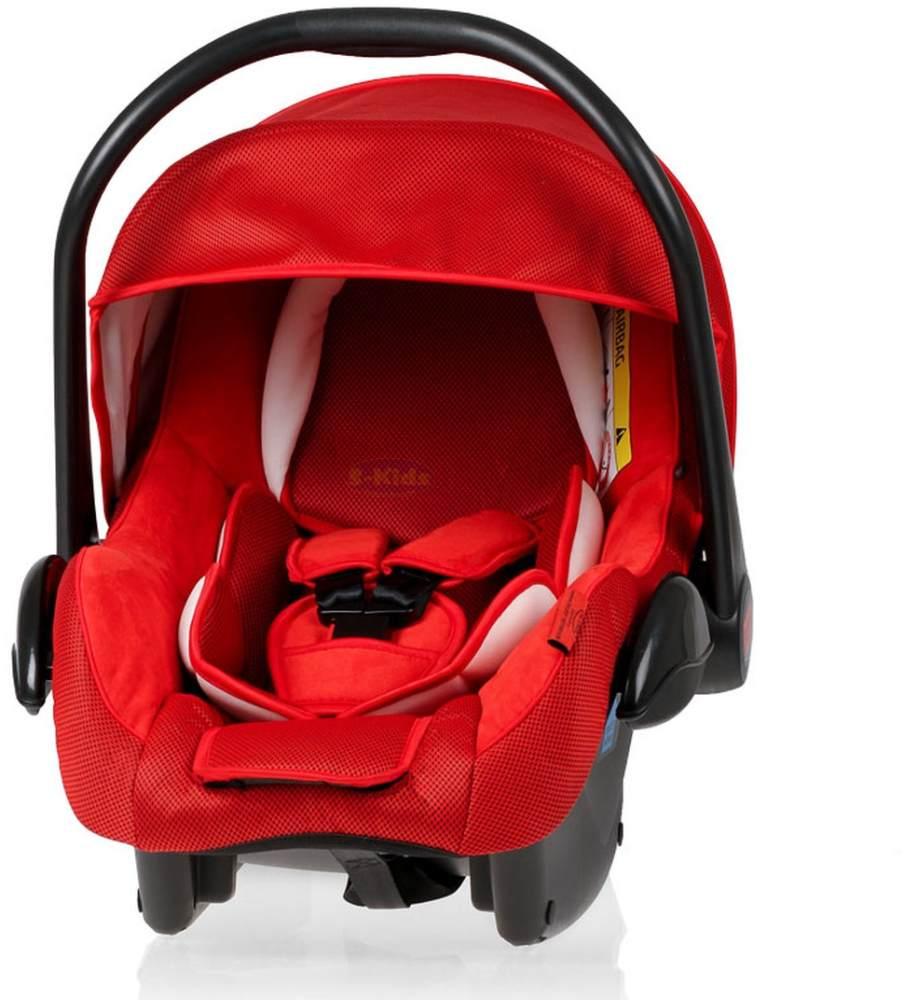 HEYNER Super Protect Ergo Babyschale Racing Red Bild 1