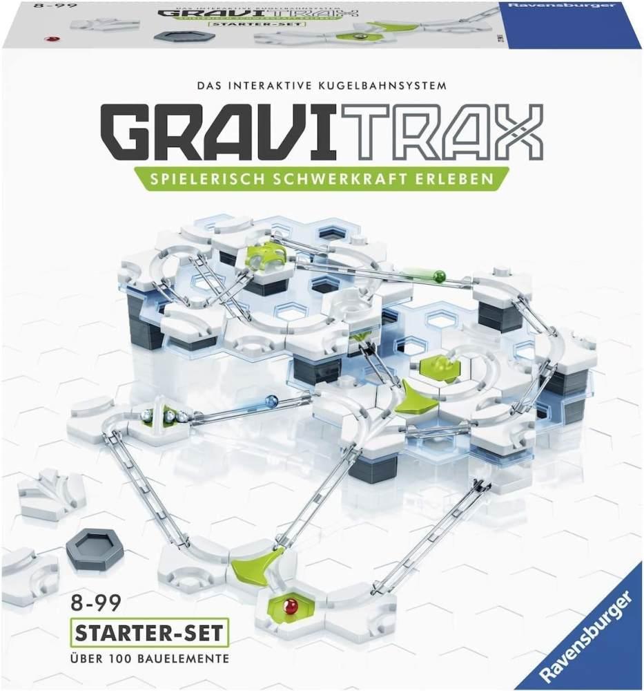 Ravensburger GraviTrax Starterset - Erweiterbare Kugelbahn für Kinder, Interaktive Murmelbahn, Lernspielzeug und Konstruktionsspielzeug ab 8 Jahren Bild 1