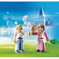 PLAYMOBIL - Duo Pack Prinzessin mit Zauber-Fee 4128 Bild 1
