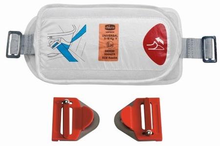 Chicco Car-Kit Bauchgurt für Kinderwagenaufsätze Bild 1