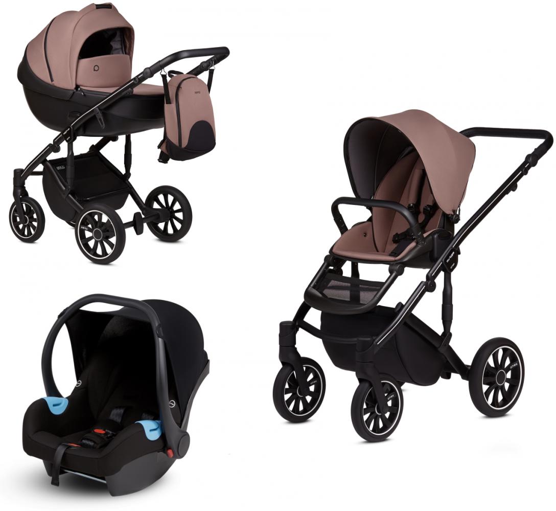 Anex 'm/type' Kombikinderwagen 2020 Mocco inkl. Babyschale Bild 1
