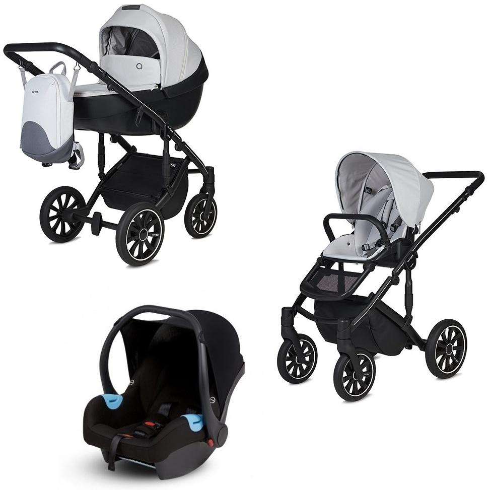 Anex m/type 3 in 1 Kinderwagenset 2020 Inverse Bild 1