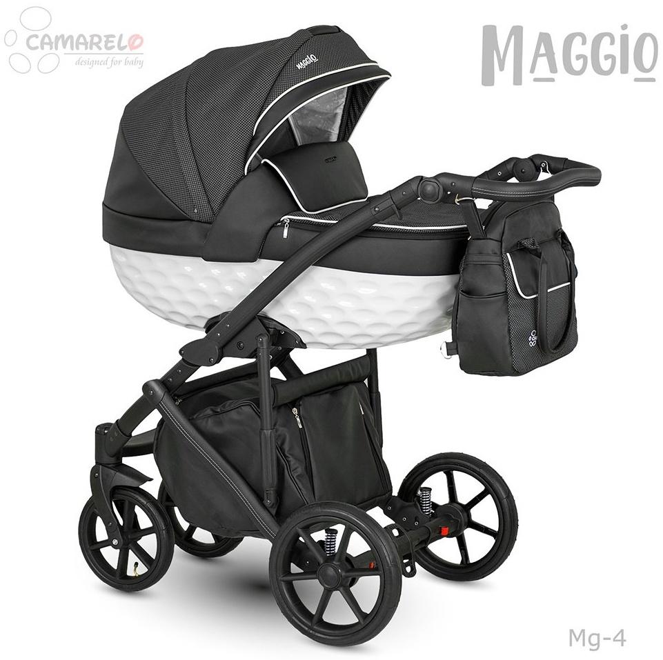 Camarelo Maggio Kombikinderwagen Mg-4 schwarz Bild 1