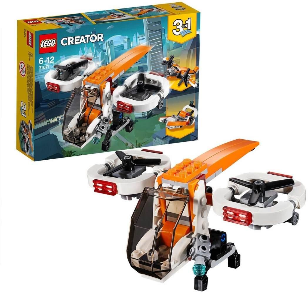 LEGO Creator 31071 - Forschungsdrohne Bauspielzeug Bild 1