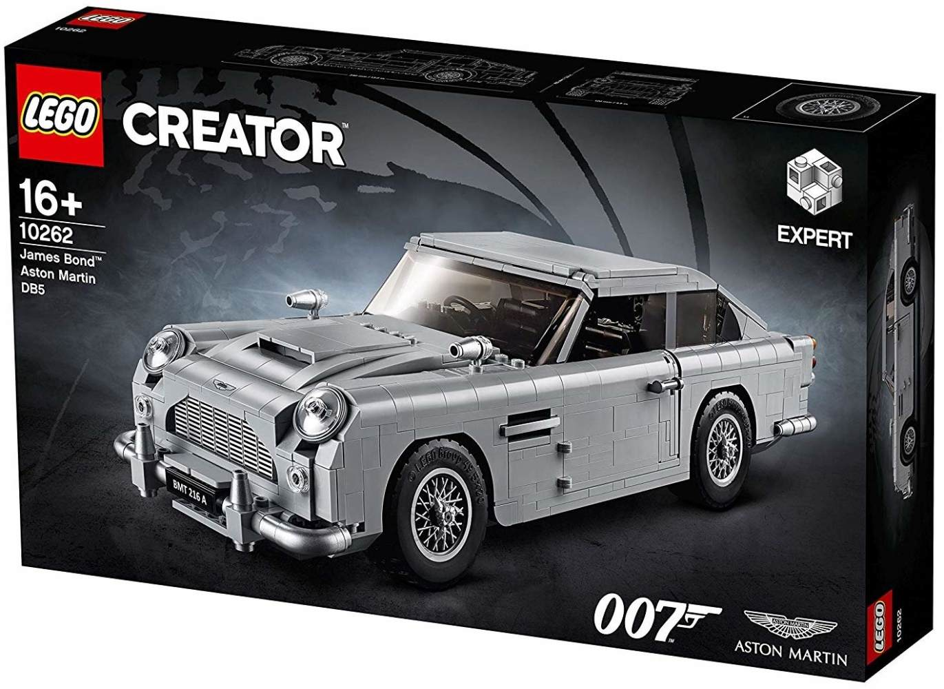 LEGO Creator 10262 James Bond™ Aston Martin DB5, seltene Sets Bild 1