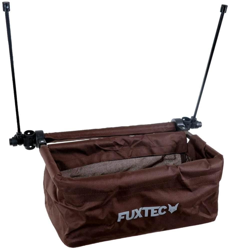 FUXTEC - Hecktasche BRAUN für Bollerwagen - CT-700 und CT-800 Bild 1