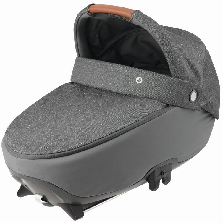 Maxi-Cosi Jade Kinderwagenaufsatz fürs Auto Sparkling Grey Kollektion 2019 Bild 1