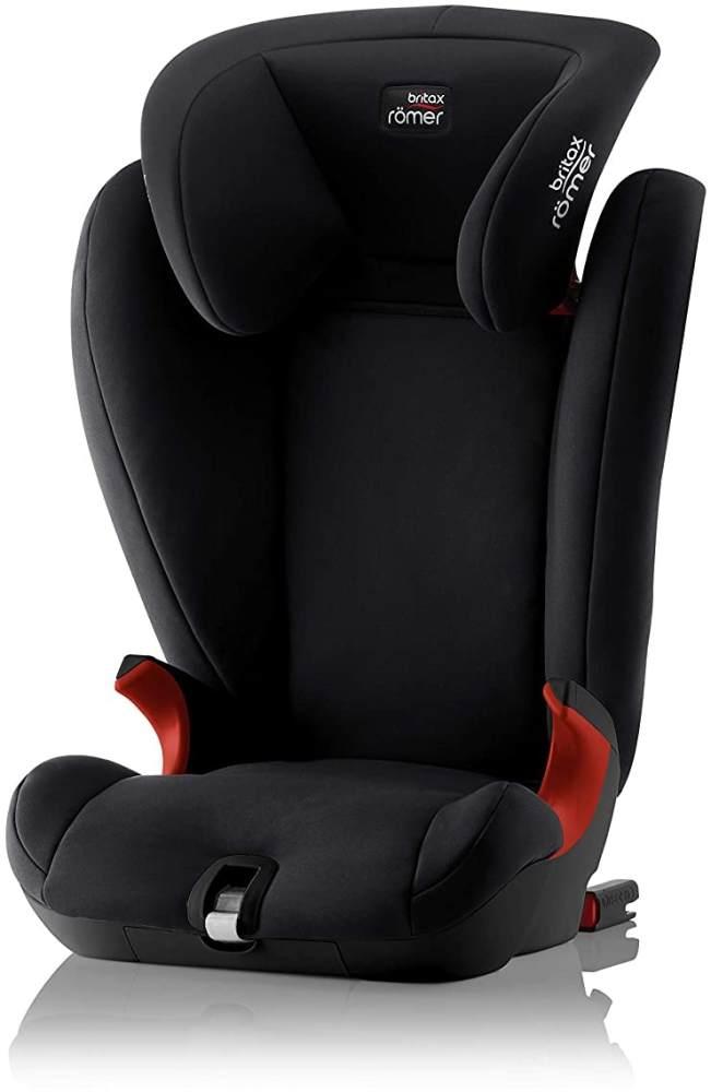 Britax Römer Kindersitz 3,5 - 12 Jahre I 15 - 36 kg I KIDFIX SL BLACK SERIES Autositz Gruppe 2/3 I Cosmos Black Bild 1