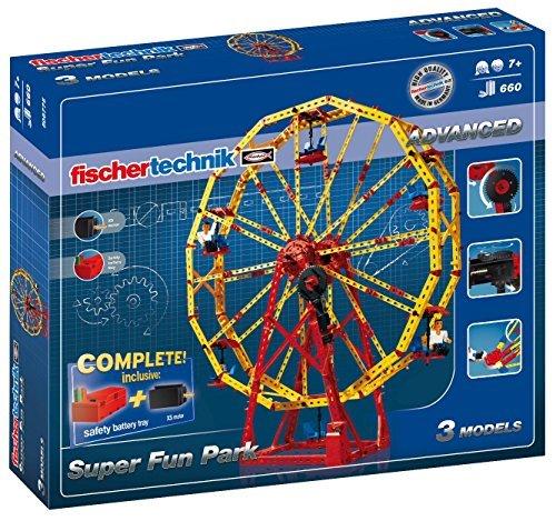 Fischertechnik - ADVANCED Super Fun Park 508775 Bild 1