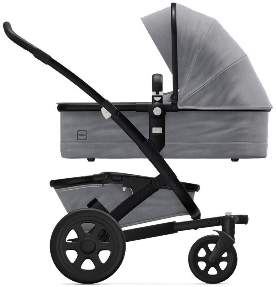 Joolz Geo 2 Kombi-Kinderwagen Modell 2019 Superior Grey - Reflective Bild 1