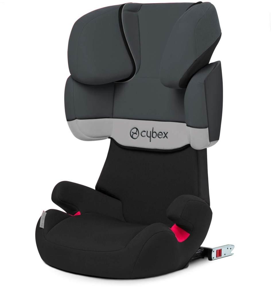 Cybex Silver Solution X-fix, Autositz Gruppe 2/3 (15-36 kg), Mit Isofix, Gray Rabbit Bild 1