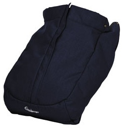 Emmaljunga Winddecke NXT Ergo Outdoor Navy Kollektion 2021 Bild 1