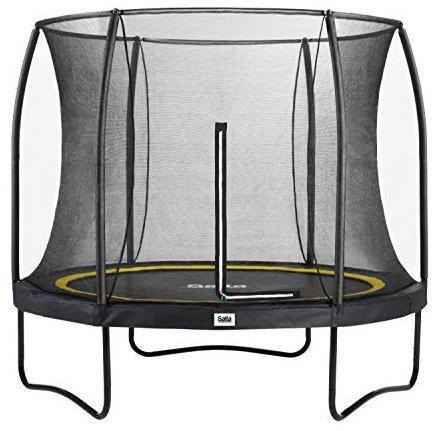 Salta 'Comfort Edition Standard' Trampolin, schwarz, rund, 305 cm Durchmesser, ab 5 Jahren, bis 120 kg belastbar, inkl. Sicherheitsnetz Bild 1