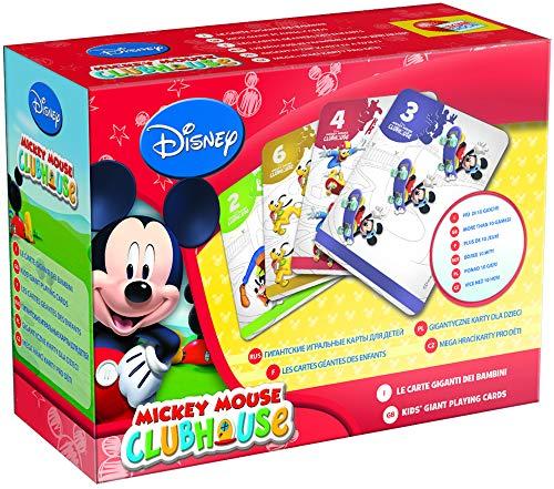 Lisciani Giochi 40605 - Mickey, Riesenkarten Bild 1