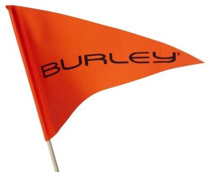 Burley SICHERHEITSFLAGGE 2-TEILIG Logo Bild 1