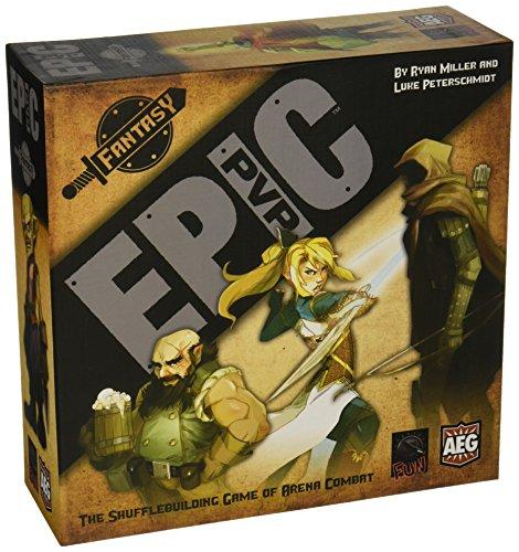 Alderac Entertainment ALD06201 - Brettspiele, Epic PVP, Fantasy Bild 1