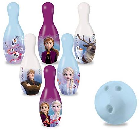 Mondo Frozen Kegelspiel Bild 1