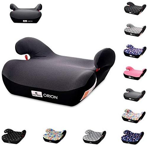 Lorelli Sitzerhöhung Orion Gruppe 3, bis 12 Jahre (22-36 kg) schwarz Bild 1