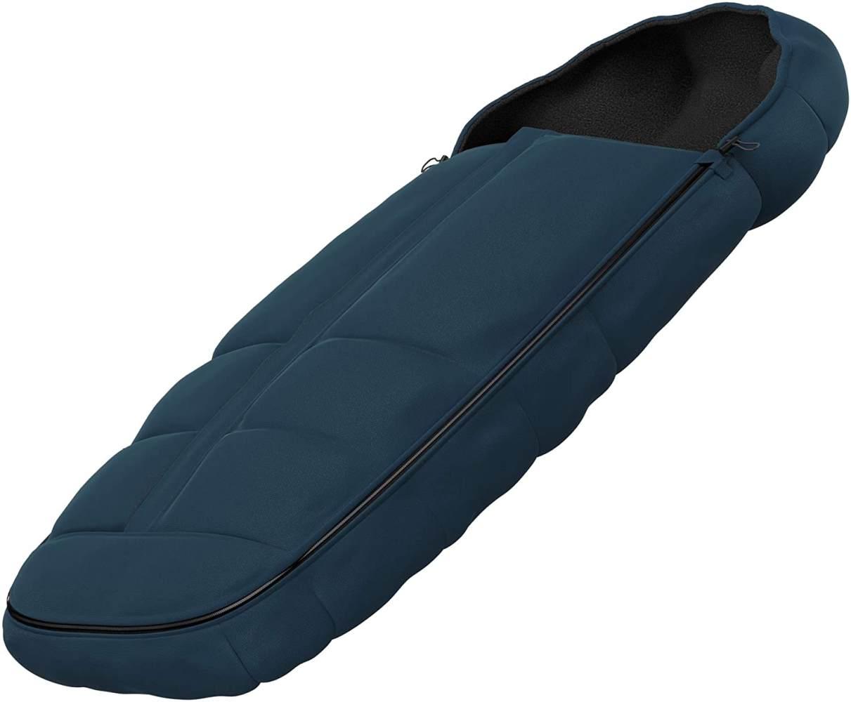 Thule Sleek Premium-Fußsack Navy blue, universell einsetzbar Bild 1