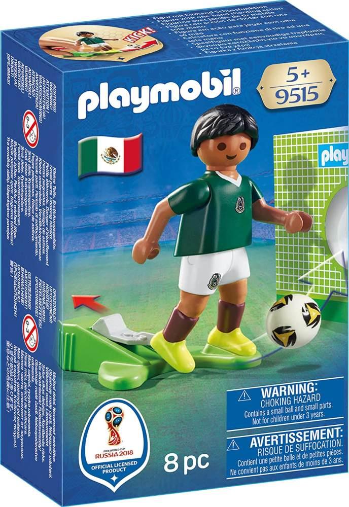 Playmobil 9515 Nationalspieler Mexiko ja Spielzeugfiguren Bild 1