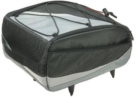 Pletscher 2179841600 Gepäckträgertasche, schwarz, 35 x 27 x 21cm Bild 1