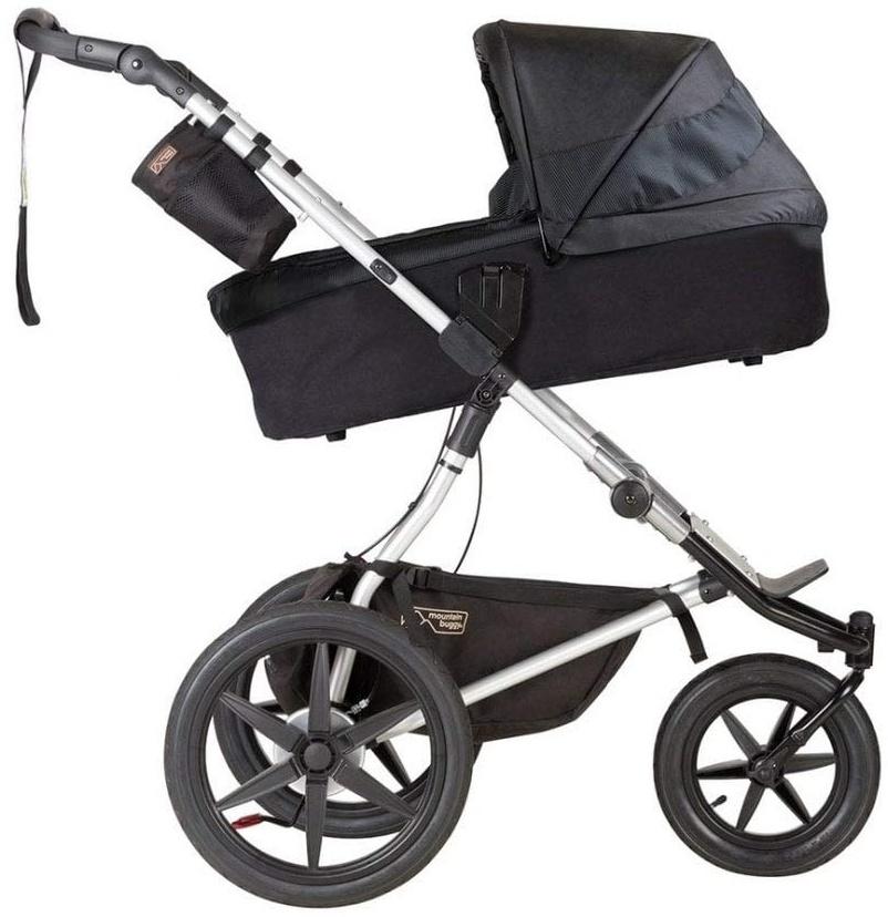 Babyschale carrycot für Mountain Buggy Urban Jungle 3, Terrain 3, plus One 3- onyx Bild 1