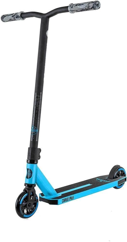 MADD GEAR Carve Elite Scooter, schwarz/blau Bild 1