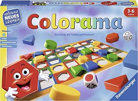 Ravensburger Spielen und Lernen 24921 - Colorama Bild 1