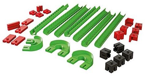 fischertechnik High Speed – Schienen & 180°- Kurven sorgen für High Speed - Kugelbahn-Erweiterungsset für die Konstruktionsbaukästen der Dynamic-Linie - hier sind der Kreativität keine Grenzen gesetzt Bild 1