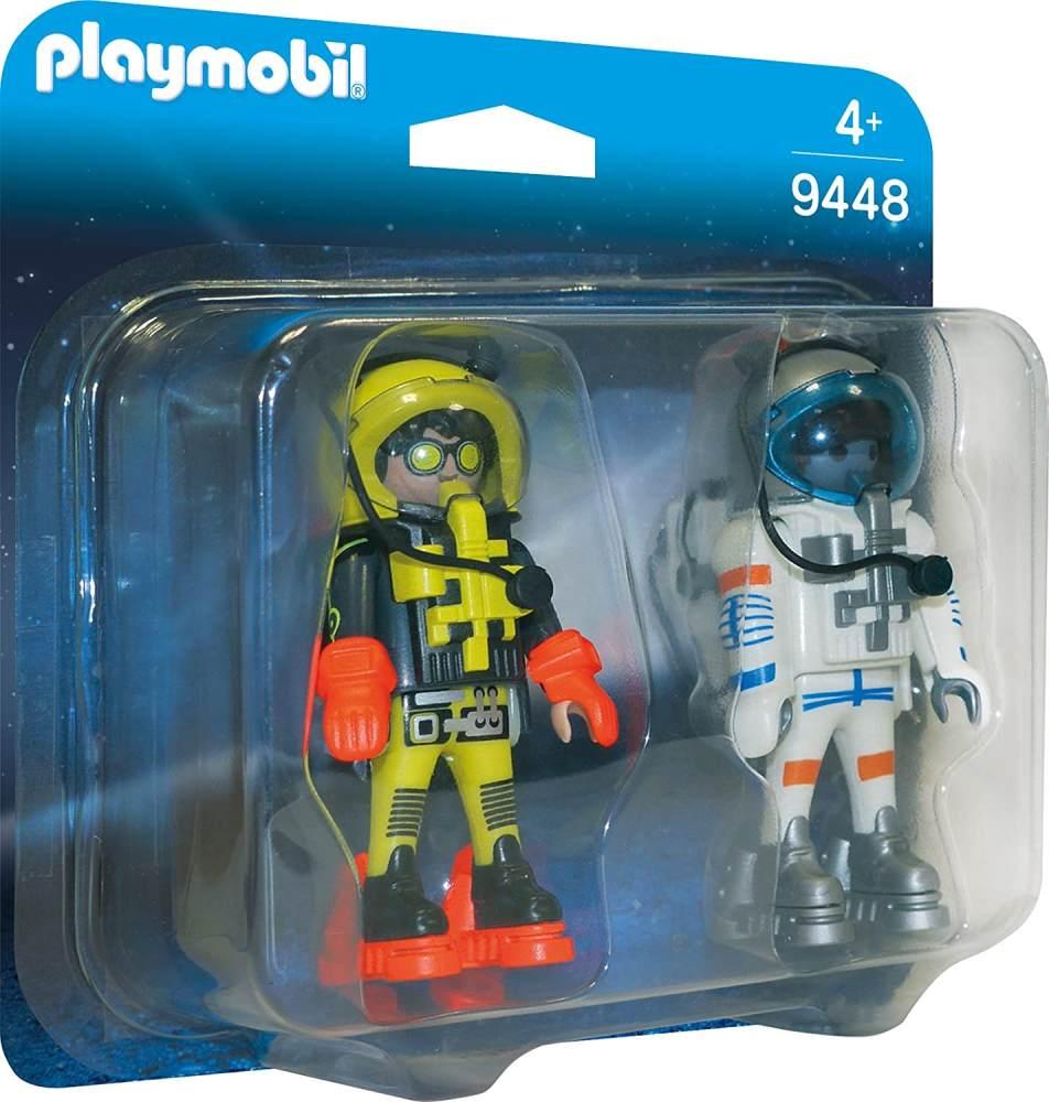 Playmobil 9448 - Duo Pack Space Heroes Bild 1