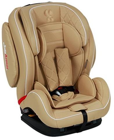 Lorelli 10071071768 Autositz Mars isofix Leder, 9-36 kg, mehrfarbig Bild 1