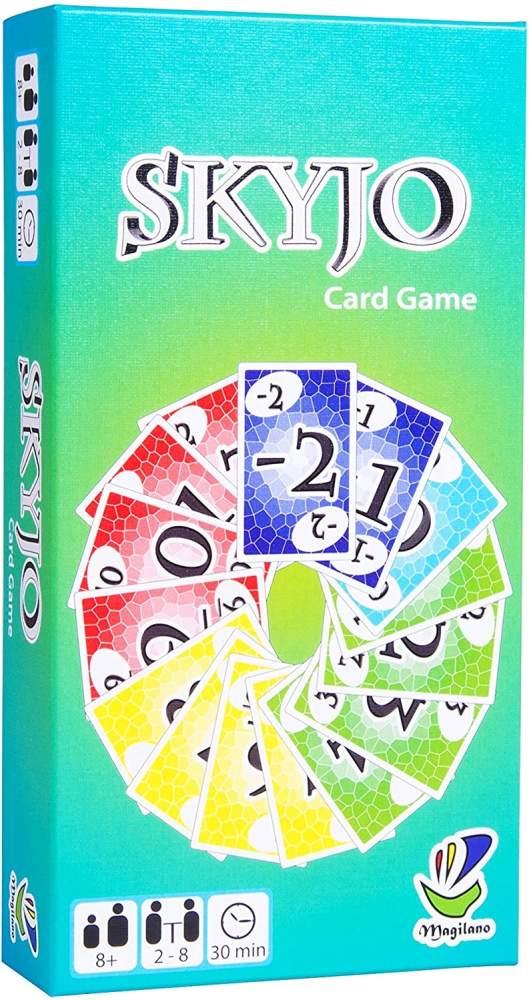 Magilano 'SKYJO' Kartenspiel, ab 8 Jahren, 2 - 8 Spieler, 30 min Spielzeit Bild 1